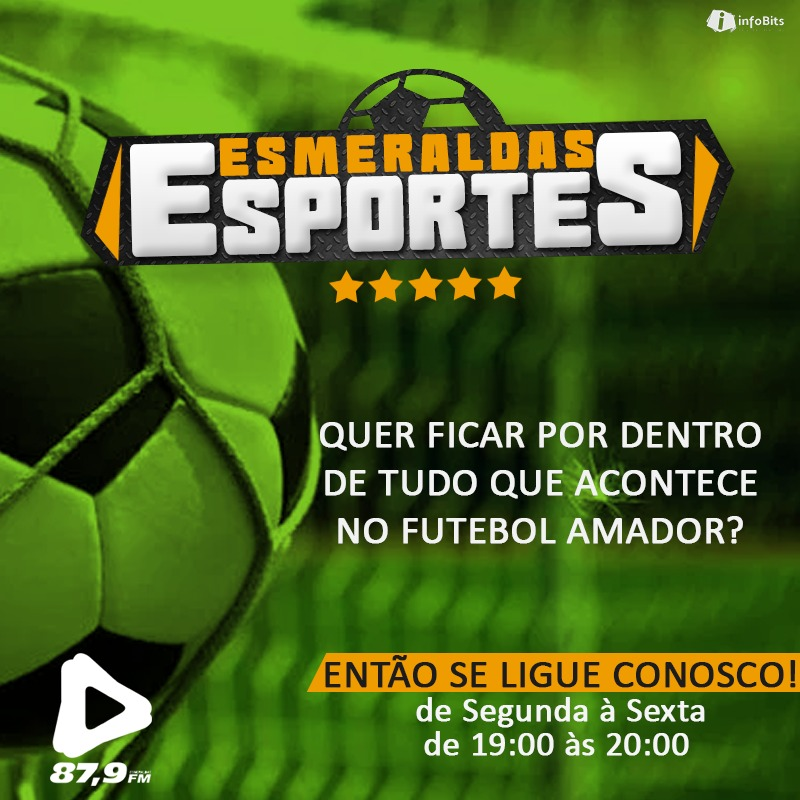 Esmeraldas Esportes c920a8ddfc9d4