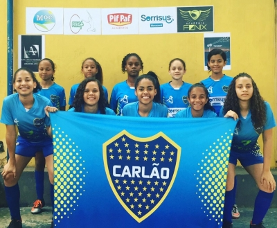 Montes Claros disputa final do Estadual de Futsal Feminino nas categorias  Sub-15 e Adulto 542090871bb7a