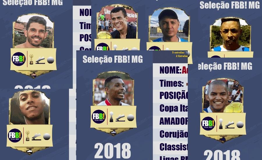 Seleção FBB! da Várzea Minas 2018 ... e982f1a8629
